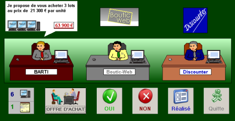 Jeu simulation bourse en ligne - Bureau virtuel gratuit en ligne ...